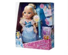 Кукла Золушка Дисней Принцесс  с волшебной палочкой