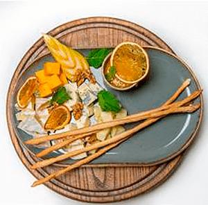 Сырная тарелка 420г