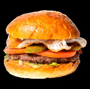 Бургер BBQ бекон 400г