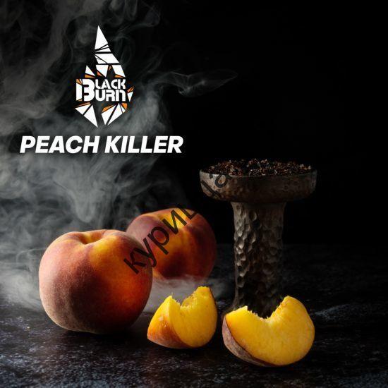 "Табак Burn BLACK 25 г ""Peach Killer"" (""Персик"")"