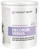 Лак Защитный Vincent Decor Decorum Vernis Mat 2.5л Полуматовый для Декоративных Покрытий / Винсент Декор Декорум Вернис Мат