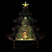 Новогодний светильник Рождественская Елочка купить