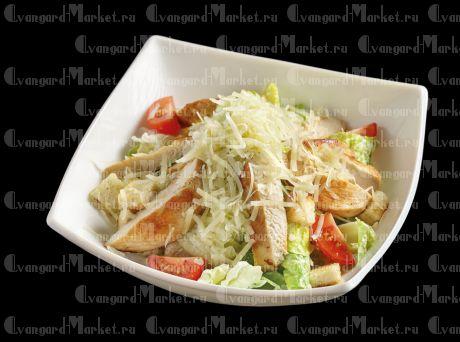 Мини-салат «Цезарь»