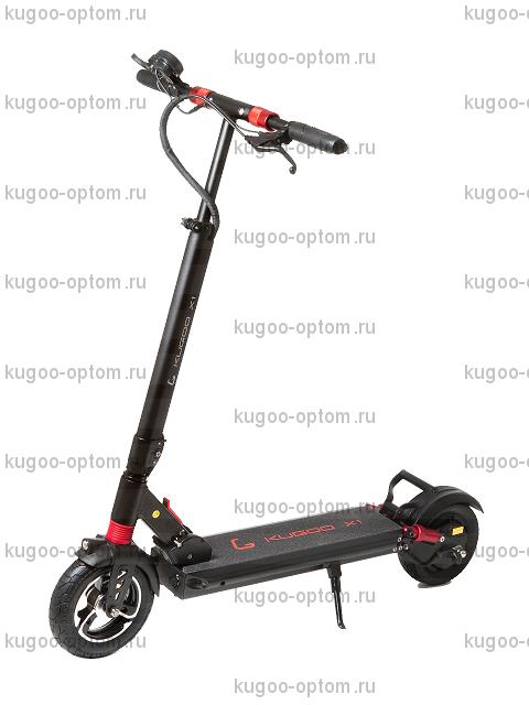 Электросамокат Kugoo X1 Jilong Черный