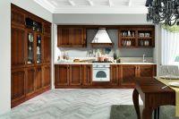 Кухня Сорренто с буфетами