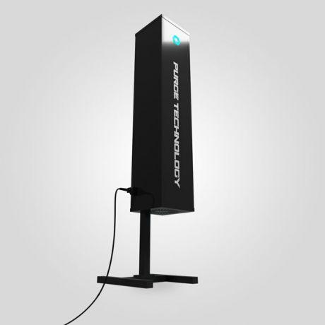 Рециркулятор Purge Technology ОФИС «Большой» PT 002 (черный)