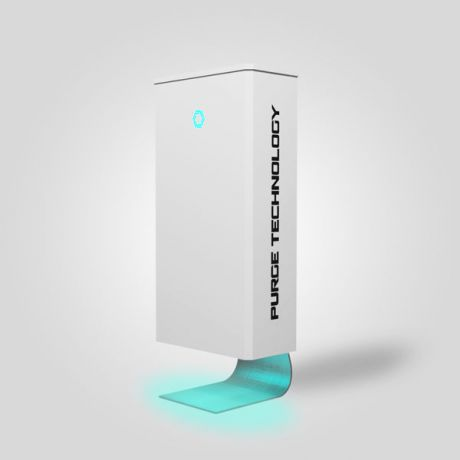 Рециркулятор Purge Technology «Турбо» (белый)
