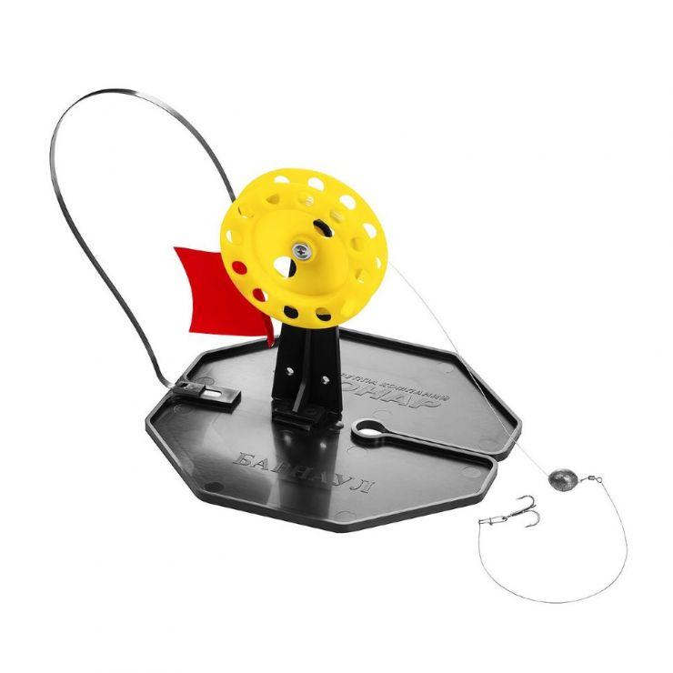 Жерлица оснащенная ЖЗО-03 d-210мм катушка d-85мм Тонар