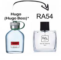 Туалетная вожа муж RA54 Hugo - Hugo Boss