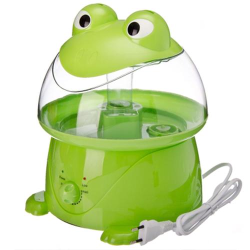 Увлажнитель воздуха для детской комнаты Лягушка