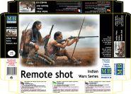 Фигуры, Серия Индейских войн. Дальний выстрел