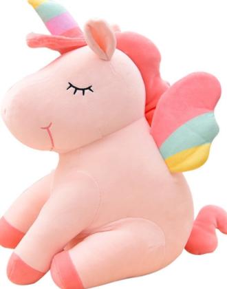 Мягкая игрушка Единорог 60 см