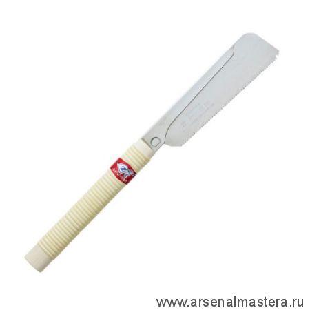 Пила обушковая малая Z-Saw Dozuki Piercing 150 мм 18 tpi 0,3 мм деревянная рукоять 07101 М00017231