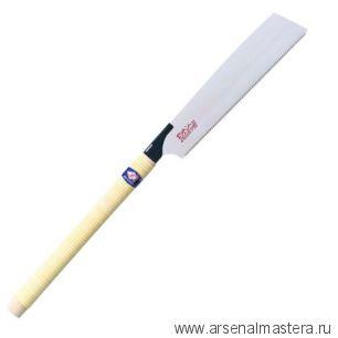 Пила Z-Saw Kataba Cross H-265 265 мм 14tpi 0,6 мм деревянная рукоять 15003 М00017237