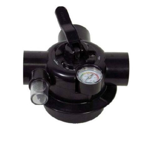 Кран Aquaviva (Emaux) MPV16 1,5'' с вер подкл.