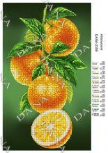DANA-2359 Dana. Апельсины. А4 (набор 625 рублей)