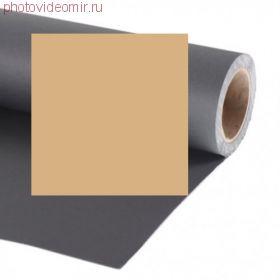 Фон бумажный Raylab 038 Pongee абрикосово-желтый 2.72×11 м