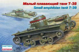 ЕЕ35002 Плавающий танк Т-38