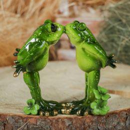 "Сувенир ""Лягушки целуются"""