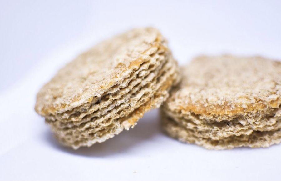 Вафельный мини-тортик без глютена «Dobra»,55 грамм