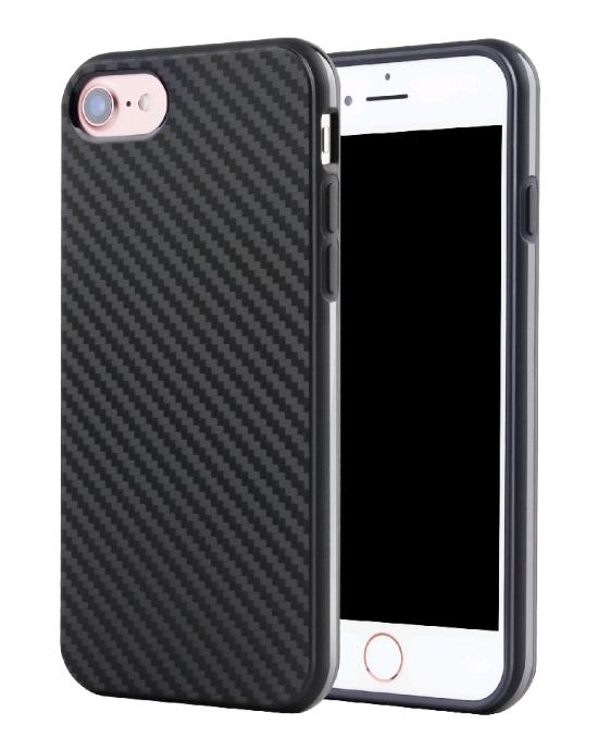 Чехол из карбона для iPhone 5/5s/se