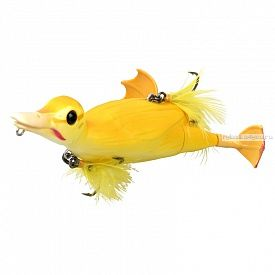 Приманка Savage Gear 3D Suicide Duck (Утка) 150 мм / 70 гр / цвет : 02-Yellow 53734