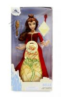 Музыкальная кукла Бель в светящемся платье