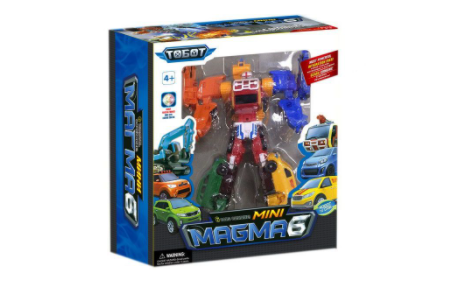 Робот-мини Магма 6