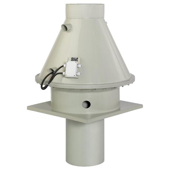 Вентилятор для агрессивных сред DVP 315D4-8