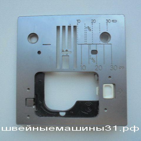 Игольная пластина  JUKI HZL-30Z  Б/У      цена 500 руб.