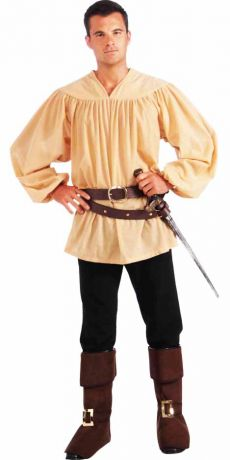 Рубаха средневековая