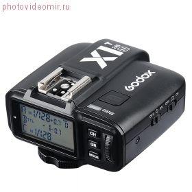 Пульт - радиосинхронизатор Godox X1T-N TTL для Nikon