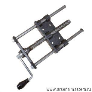 Винт для верстачных тисков со съёмной магнитной рукоятью с двумя направляющими D 24 мм 390 / 205 мм York HV515 MH М00018059