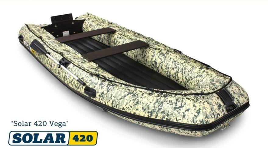 Лодка Солар-420 К (Vegа)