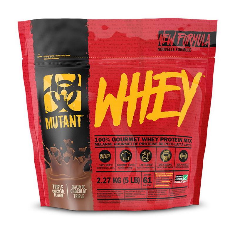 Протеин Mutant Whey 2270 гр (61 порция)