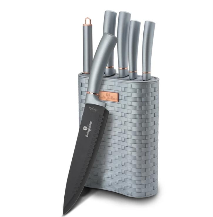 Набор ножей из нержавеющей стали 7 предметов Berlinger Haus BH- 2523