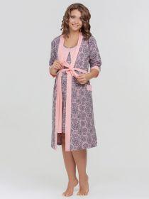 Комплект для беременных Nataly персик ™Viva Mama арт. 6906
