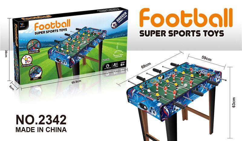 2342 Футбол настольный кикер 69 см.