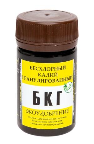 БКГ Бесхлорный Калий гранулированный 50мл