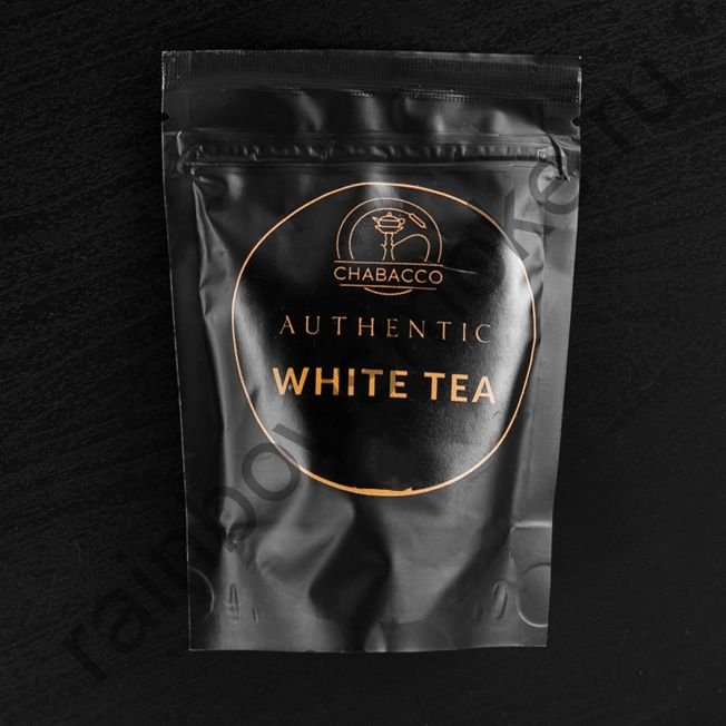 Chabacco Medium 100 гр - White Tea (Белый чай)