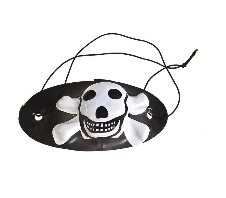 "Повязка ""Пират"" 5,45₽"