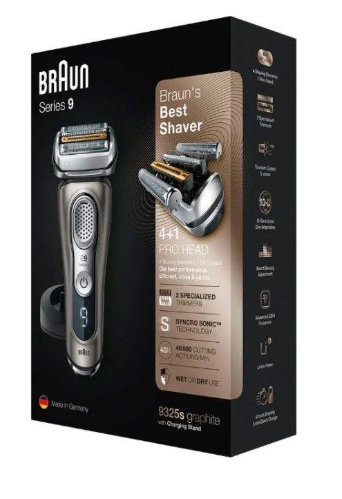 Электробритва Braun 9325s Series 9