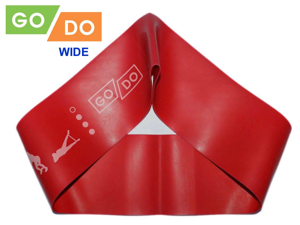 Эспандер-петля GO DO WIDE (3), толщина 0,9мм, артикул 31725