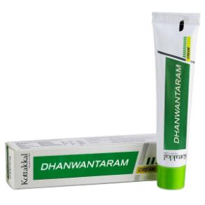 Дханвантарам крем (От болей в мышцах) Dhanwantaram cream Kottakkal - 25 г