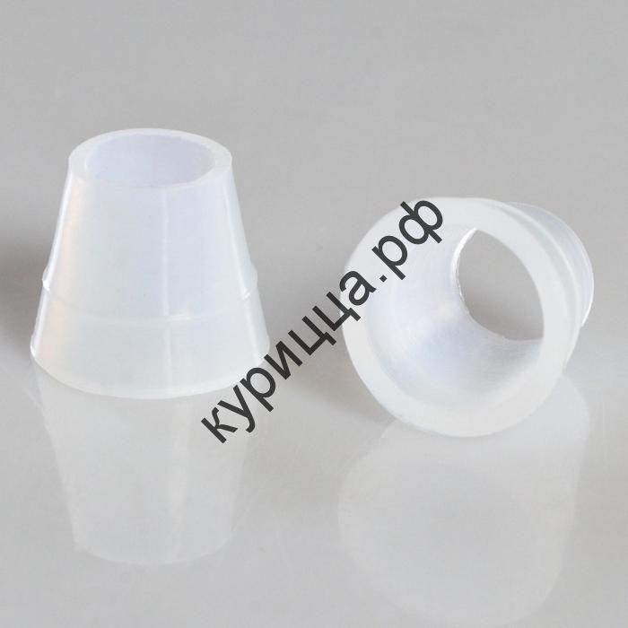 Уплотнитель для кальяна, под трубку, d=1,5 см