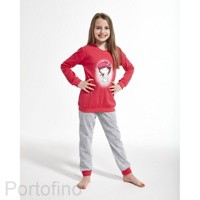 594-108 Пижама для девочек Cornette