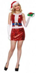Платье мисс Санта