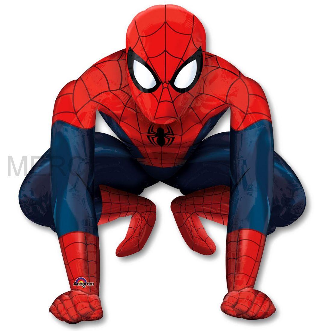 Ходячая фигура «Человек-паук»