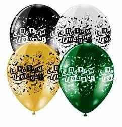Воздушные шары С Новым годом (10 шт)