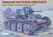 ЕЕ35145 Легкий танк PzKpfw 38(t) Прага